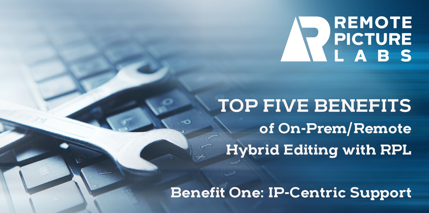 Benefit One: IP-Centric Support