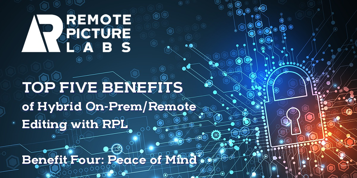 Benefit Four: Peace of Mind